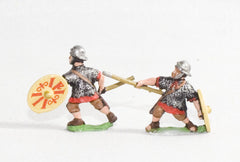 RO29 Early Imperial Roman: Auxiliary Light Heavy Infantry with javelin & shield