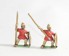 RO62 Early Republican Roman: Medium/Heavy Infantry (2nd or 3rd class)