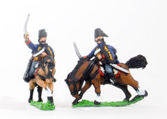 RVY10 French Revolutionary Wars: Hussar in Mirliton