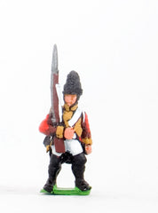 RVY6 French Revolutionary Wars: Musketeer in Tarliton, advancing