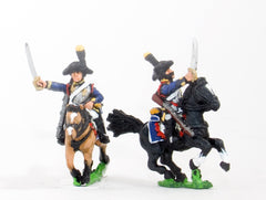 RVY8 French Revolutionary Wars: Cuirassier in Bicorne