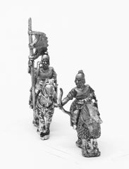 SA11 Sassanid Persian: Command: Mounted Officer & Standard Bearers
