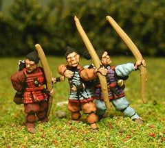 SAM4 Samurai: Lower Class Samurai Bowmen