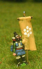 SAM9 Samurai: Foot Standard Bearer