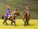 SAP1 Sassanid Persian: Assorted Generals & Cavalry Officers