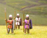 SAP8 Sassanid Persian: Assorted Spearmen