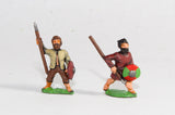 SIA4 Scots Irish: Warband Infantry with javelins & shield