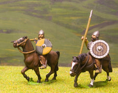 SK11 Anglo Saxon: Mounted heavy infantry