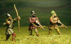 SK8 Anglo Saxon: Assorted Archers