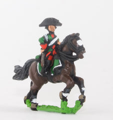 SYA15 Seven Years War Austrian: Dragoon