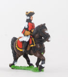 SYA9 Seven Years War Austrian: Command: Mounted Infantry Officers