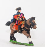 SYBR14 Seven Years War British: Command: Mounted Foot Officer