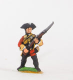 SYBR1 Seven Years War British: Musketeer Advancing