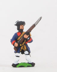 SYBR19 Seven Years War British in Canada: Militia in Uniforms
