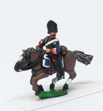 SYF20 Seven Years War French: Cuirassier du Roi in Bearskin