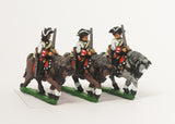 SYF36 Seven Years War French: Heavy Cavalry variants