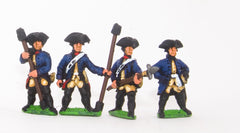 SYP13 Seven Years War Prussian: Artillerymen