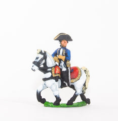 SYP14 Seven Years War Prussian: Command: Mounted Infantry Officers