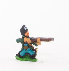SYP22 Seven Years War Prussian: Jager de Noble, kneeling firing