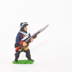 SYP2 Seven Years War Prussian: Musketeer at the ready
