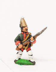 SYRU4 Seven Years War Russian: Grenadiers, at the ready