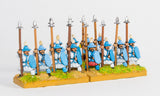 SUA6 Sung Chinese: Medium Infantry with long thrusting spear & shield