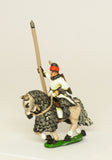 TSU10 Tang & Sui Chinese: Extra Heavy Cavalry with Spear & Bow (variants)