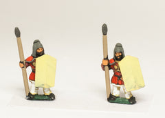 TSU2 Tang & Sui Chinese: Sui Spearmen (variants)