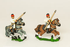 TSU9 Tang & Sui Chinese: Medium / Heavy Cavalry Spear & Bow (variants)