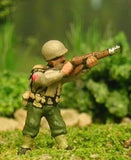 US11 US Infantry: Advancing with M1 Carbine