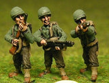 US7 US Infantry: Infantry including 2 LMGs