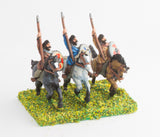 WA5 Welsh: Light Cavalry with javelin & shield