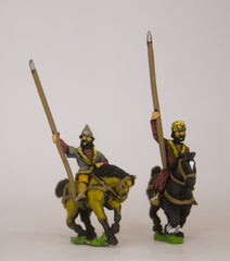 XMED14 Generic Eastern European: Light Cavalry Standard Bearers
