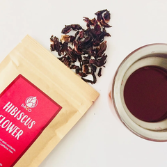 Hibiscus Flower - 70g - Drink Infusion