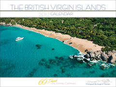 2017 British Virgin Islands Calender