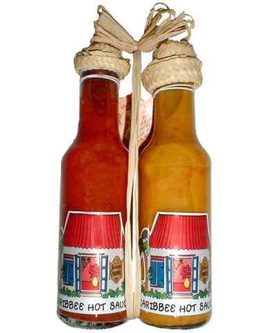 Caribbee Hot Sauce 2-Pack