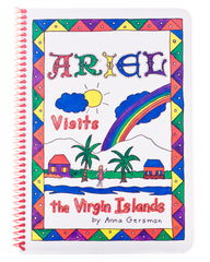 SALE!! Ariel Visits the Virgin Islands