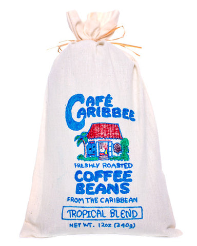 Cafe Caribbee Tropical Blend - Whole Bean