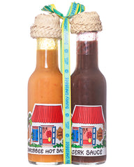 Marinade & Hot Sauce 2-Pack