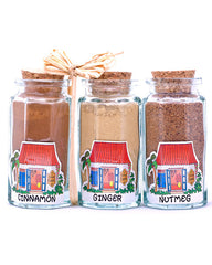 Island Spice Collection 3-Pack