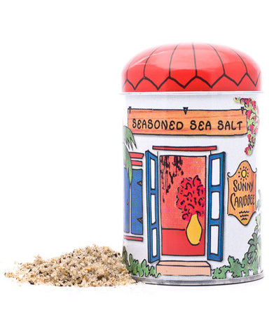 Seasoned Sea Salt