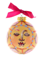Christmas Ball Ornament - Sun