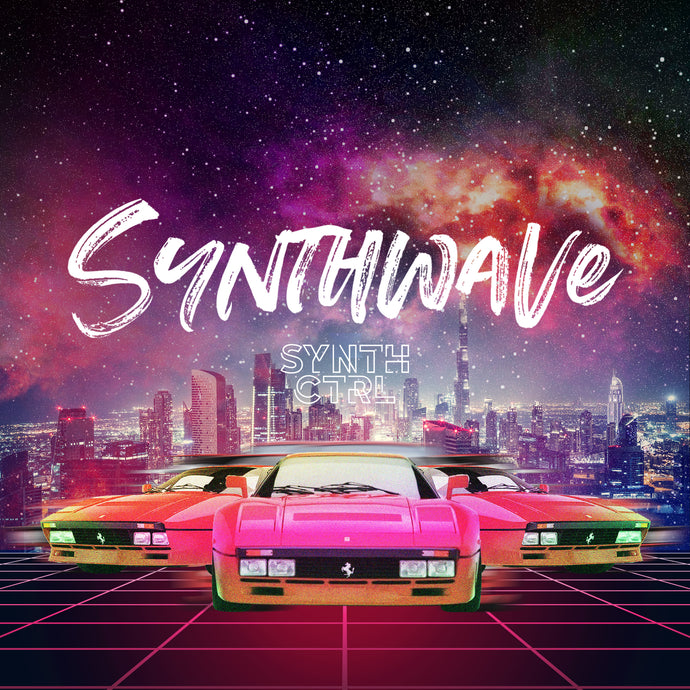 Synthwave Template