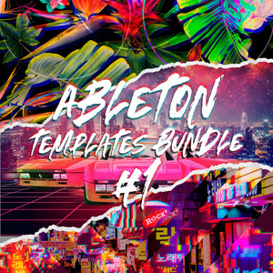 Ableton Templates Bundle #1