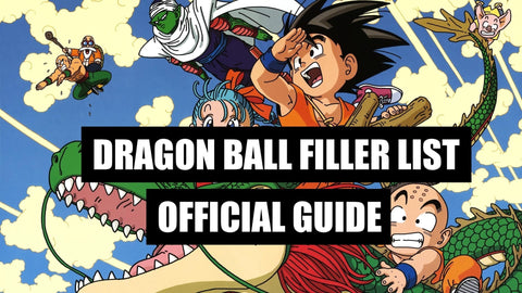 DRAGON BALL FILLER LIST