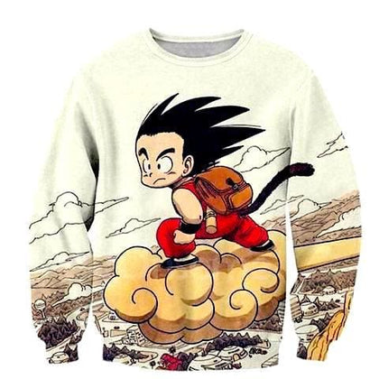 Dragon Ball Z Sweaters