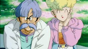 Bulma's parents