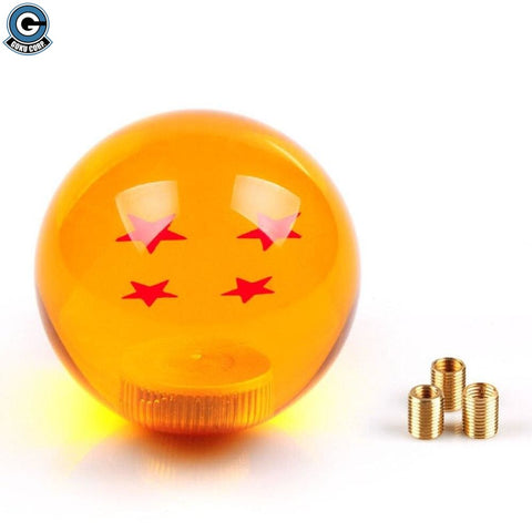 4 star dragon ball shift knob