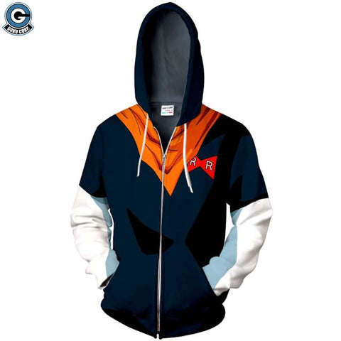Android 17 Jacket