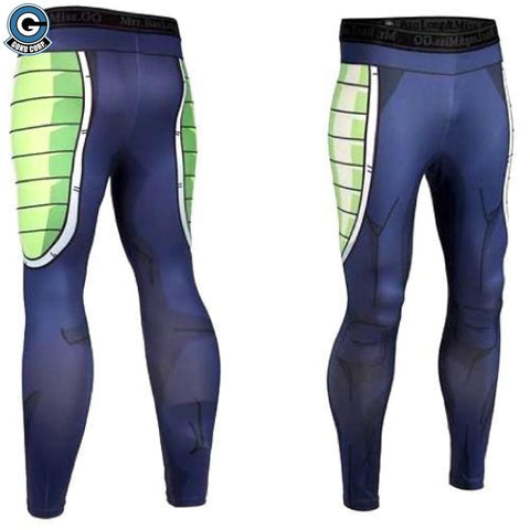 DBZ Leggings - Bardock Pants